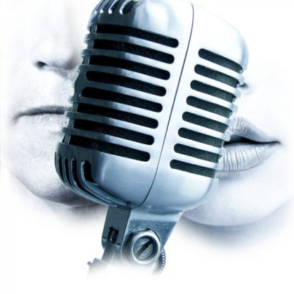 Enregistrements de voix off en studio professionnel