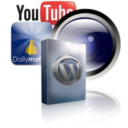 Pack site web et vidéo