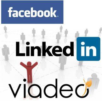 Création page réseau social