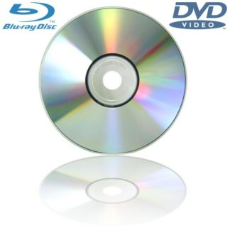 Transfert sur DVD-Vidéo
