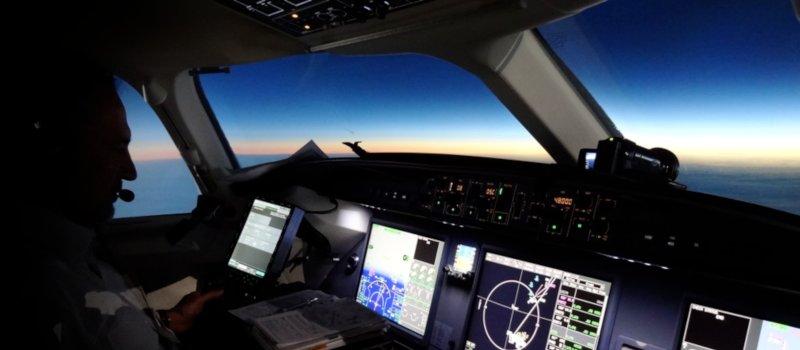 Sous titrage d'un film long métrage en aéronautique