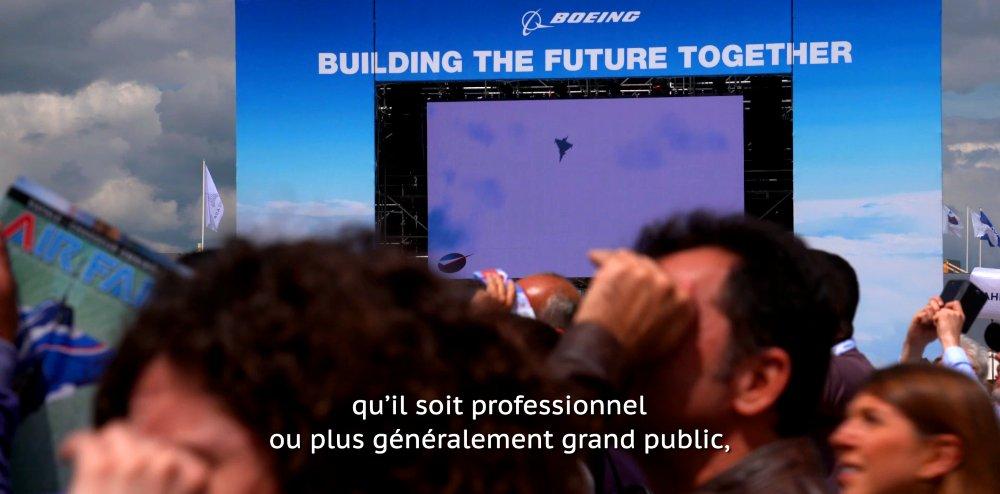 Sous titrages de 25 reportages et interviews réalisés au salon du Bourget 2019