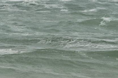 Tempête sur l'Atlantique