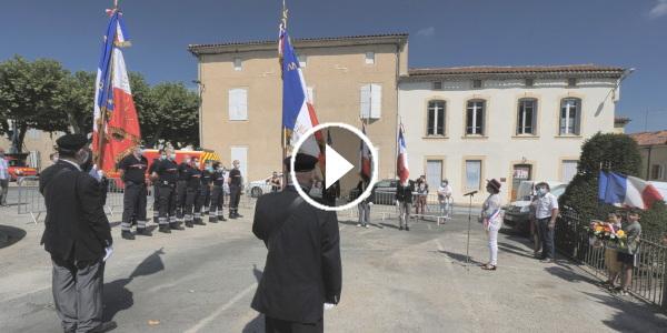 Captation vidéo du 14 juillet à Dourgne