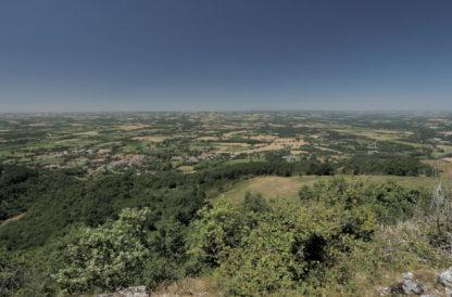 Panoramique 1 sur plaine