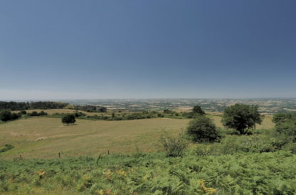 Panoramique 2 sur plaine