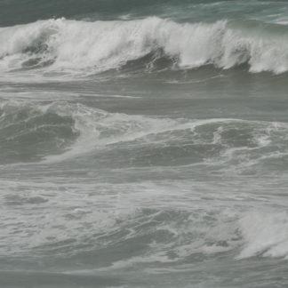 Déferlement de vagues