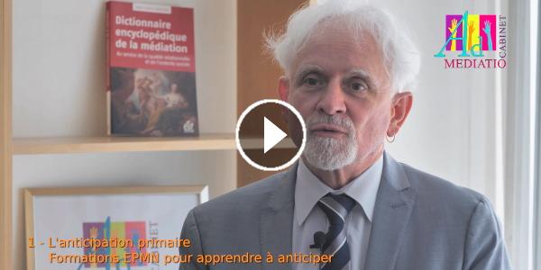 Interview vidéo de présentation entreprise Ad Mediatio Cabinet
